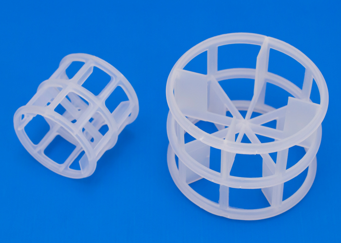 Plastic High Flow Ring