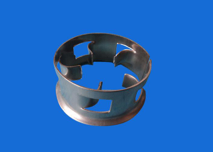 Metal Cascade Ring