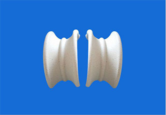 Structure And Application Of Ceramic Saddle Ring And Plastic Saddle Ring